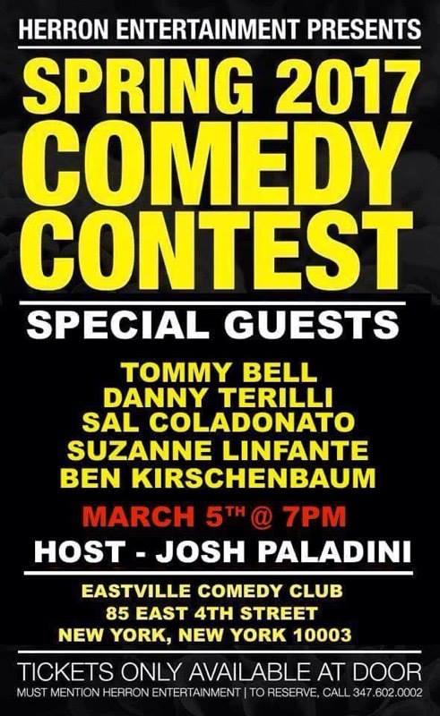 nyc comedy