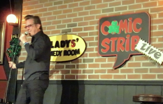 Tommy Comic Strip Live